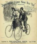 safety bike 1896
